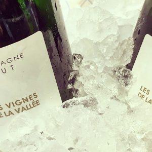 richtige Champagner Trinktemperatur